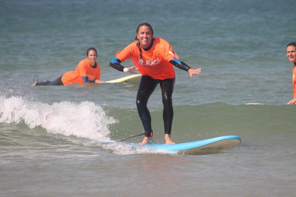 clase surf el palmar