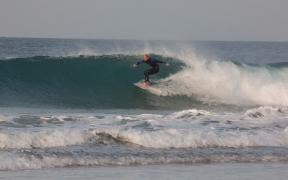 Surf camps puente en el palmar con la escuela de surf 9 pies