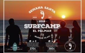 Surfcamp Semana Santa 2018