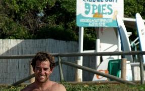 Enrique Fernandez de Caleya. Director ejecutivo y técnico. Instructor de surf