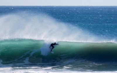 Surf camps invierno en el palmar con la escuela de surf 9 pies