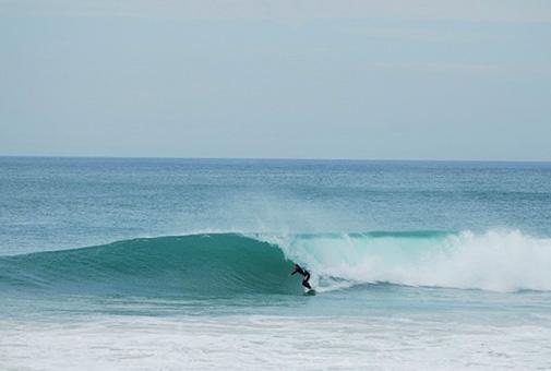 Surfcamps Primavera en el palmar con la escuela de surf 9 pies