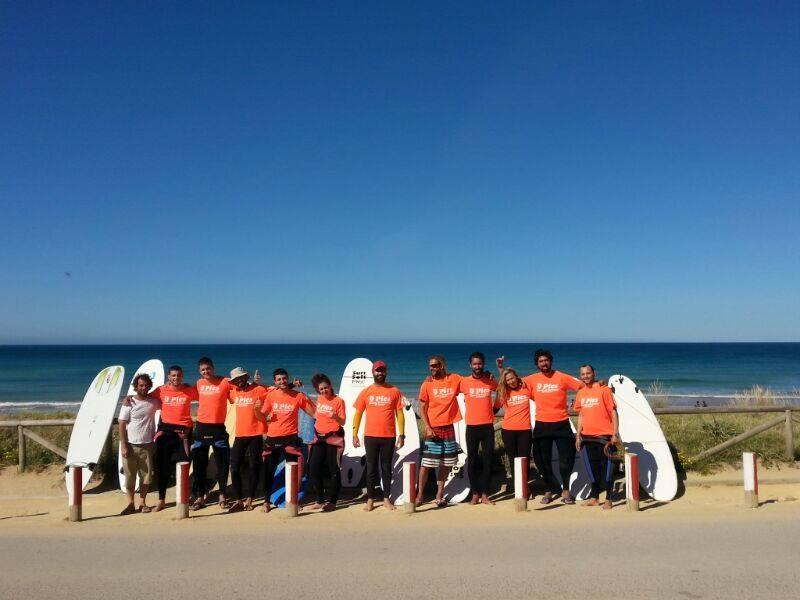 Surfcamp El Palmar