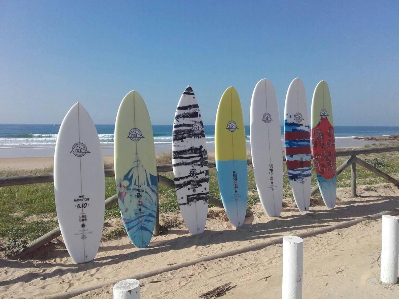 Tu primera tabla de surf | 9 PIES Escuela de Surf y surf camp