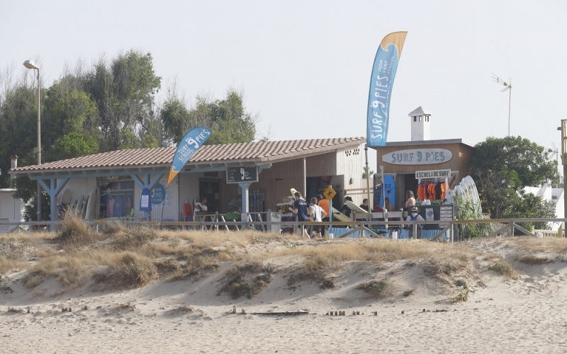 el palmar surfschool