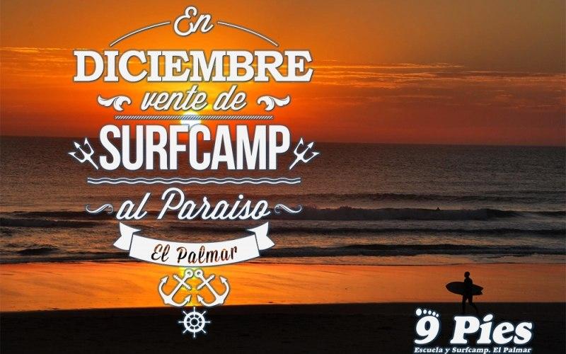 Surf camps cristhmas el palmar