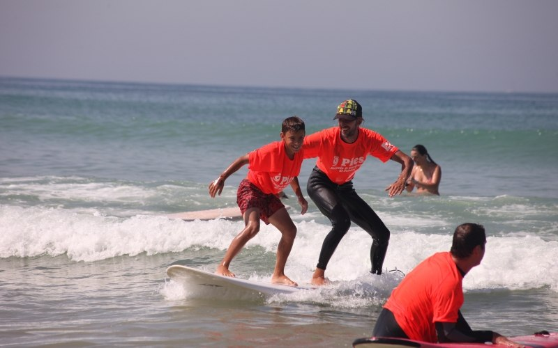 El palmar surf school
