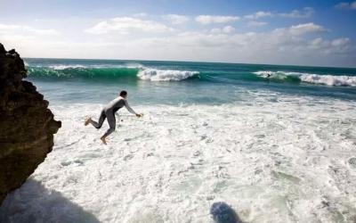 surf at los caños