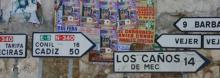 Vejer crossroads